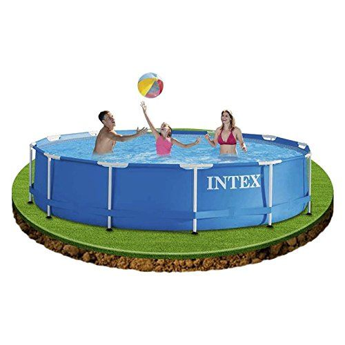 Piscina de tierra - Intex 56996